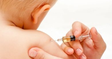 Every child has the right to immunization