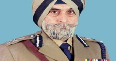 K P S Gill, former DGP OF punjab expired