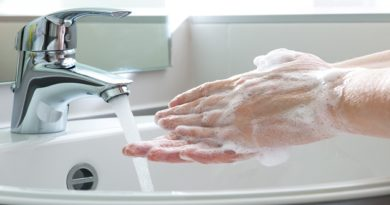 Hand washing imperative to prevent infections and diseases