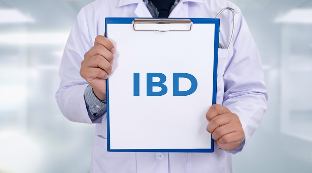 IBD is a chronic relapsing condition