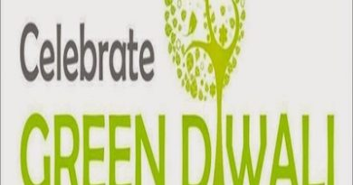 Prominent citizens and social influencers call for celebrating a Smoke free Green Diwali