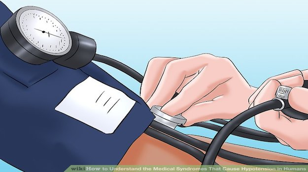 Hypotension can also cause complications