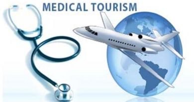 Medical tourism is showing a steady growth in India