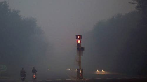 Health Ministry issues pollution advisory for citizens