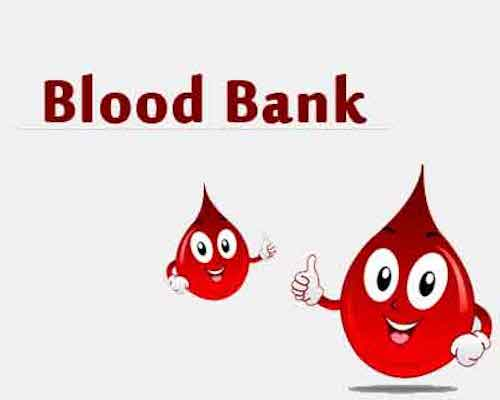 Licensed blood banks in the country