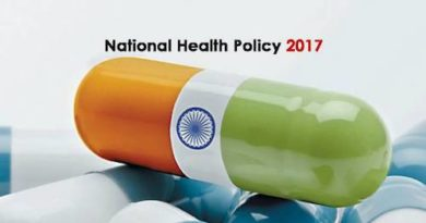 National Health Policy, 2017