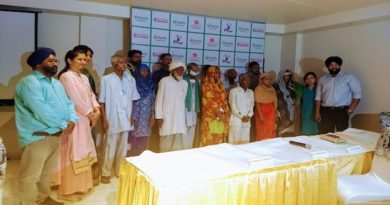 60EndStage Cancer Patients treated free of cost under the Umeed Initiative at Fortis Vasant Kunj