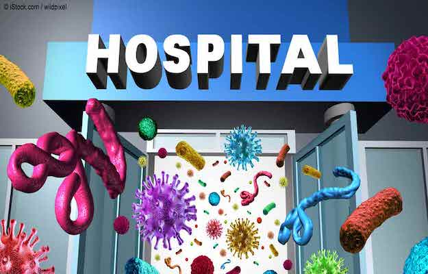 Every hospital admission is associated with a risk of acquiring infection