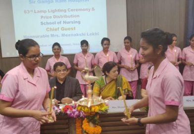 63rd Lamp Ligtning Ceremony held at SGRH