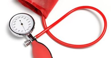 Blood pressure measurement may vary with conditions