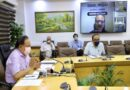 Dr. Harsh Vardhan digitally interacted with Chief Minister of Madhya Pradesh on State specific Health concerns to achieve Prime Minister's dream of 'Atmanirbhar Bharat'