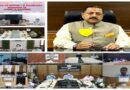 Union Minister Dr. Jitendra Singh reviews COVID-19 situation in J&K
