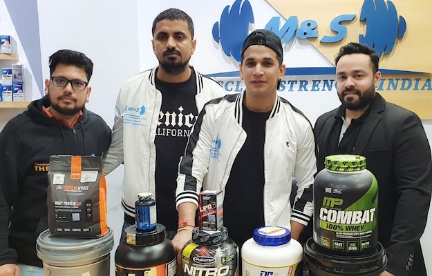 Health Supplement Chain Muscle & Strength India aims to open 100 stores this year